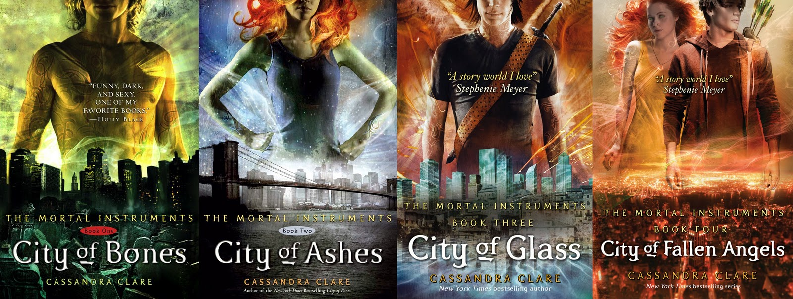 the mortal instruments books - 1600×604