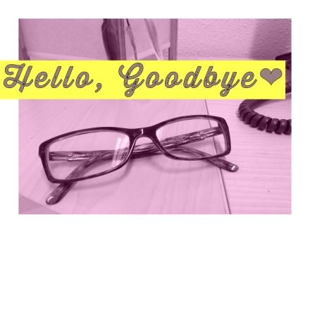 you say goodbye, I say hello
